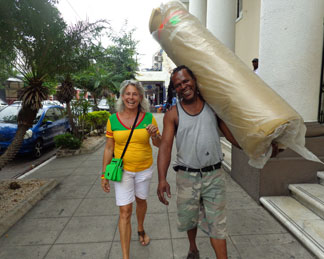 lynne of irie life in jamaica