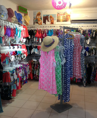 clothes at irie life