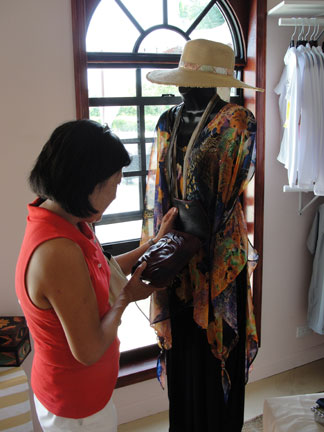 Anguilla shopping, shopping in Anguilla, Petals Boutique, hangbags, Frangipani Beach Resort, Meads Bay