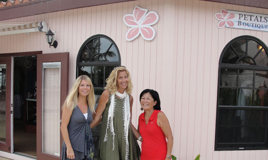 Anguilla shopping, shopping in Anguilla, Petals Boutique, gifts, Frangipani Beach Resort, Meads Bay