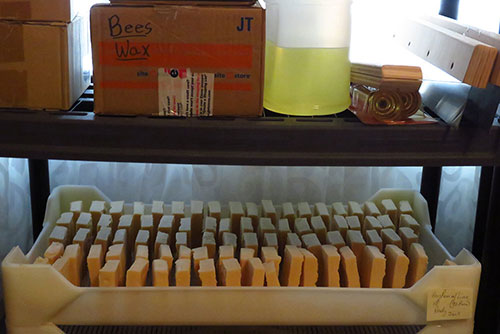 anguilla soaps curing rack