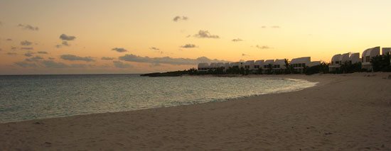 anguilla sunsets on shoal bay