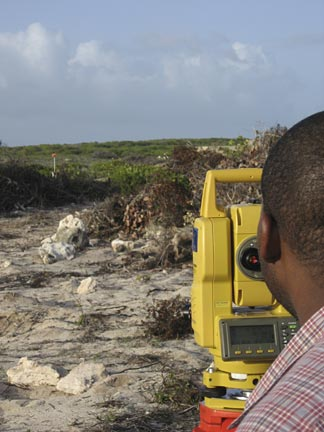 Anguilla surveyor