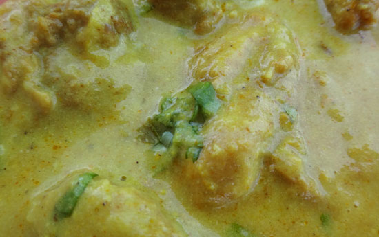 good korma butter korma
