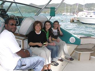 Anguilla ferry