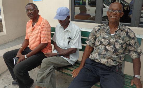 Anguilla taxis, Franklyn Richardson, Brod Richardson, Mitchell Lloyd