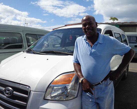 Anguilla taxis, Harold Vanterpool