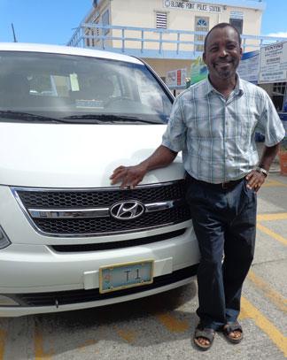Anguilla taxis, KeeKee