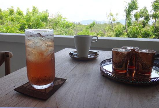 tea box lounge iced blueberry rooibos
