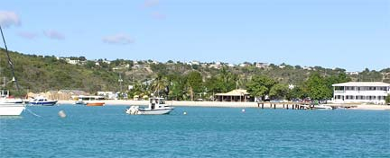 anguilla sandy ground