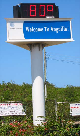 Welcome to Anguilla Tower