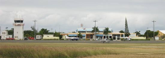 wallblake airport