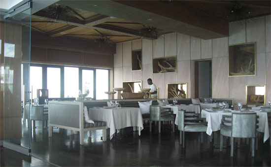 Viceroy anguilla five star anguilla hotels and anguilla for Anguille cuisine