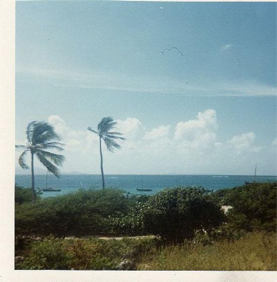 Anguilla View 1969
