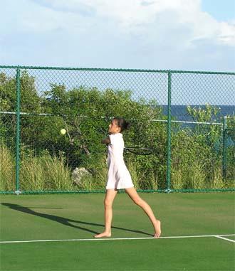 Anguilla tennis