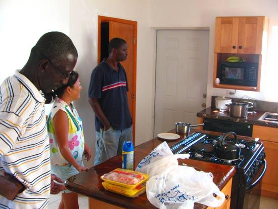 anguilla kitchen