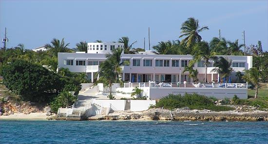 Ordinaire Anguilla Caribbean Mansion