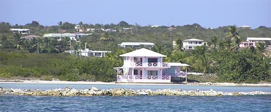 Anguilla Villas Boat House