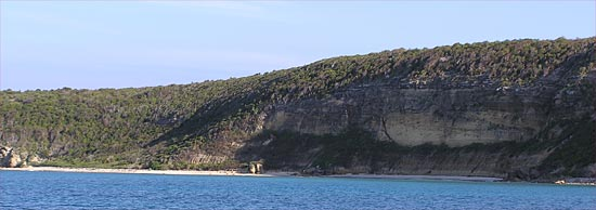 Isaac's Cliff