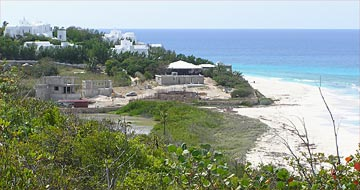 Long Bay on Anguilla