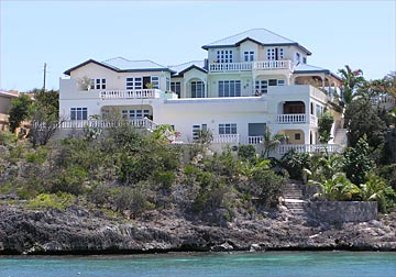 Anguilla mansion