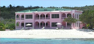 Fountain Hotel on Anguilla