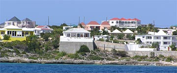 Anguilla villas on Sea Feather Bay