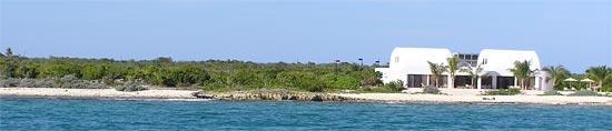 Cove Castles on ANguilla