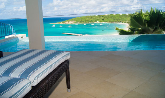 topaz pool deck anguilla