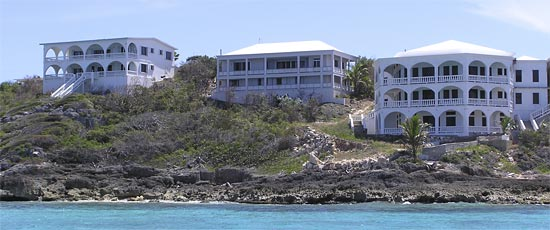 anguilla is home to many luxury villas that line its coasts