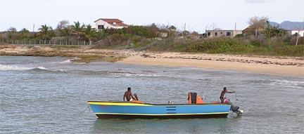 Anguilla West End Bay Beach