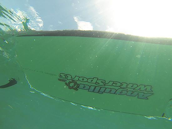 anguilla watersports underwater