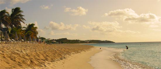 anguilla weather in august