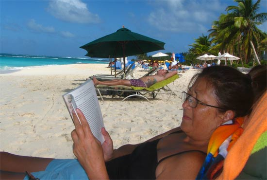 Anguilla weather in December