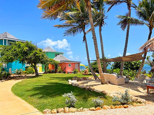 grounds of arawak beach club
