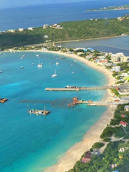 arriving in anguilla during covid-19