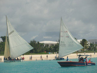 Anguilla August Thursday Boatrace Meads Bay