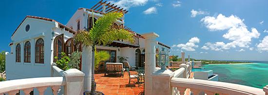 Villa rentals azure