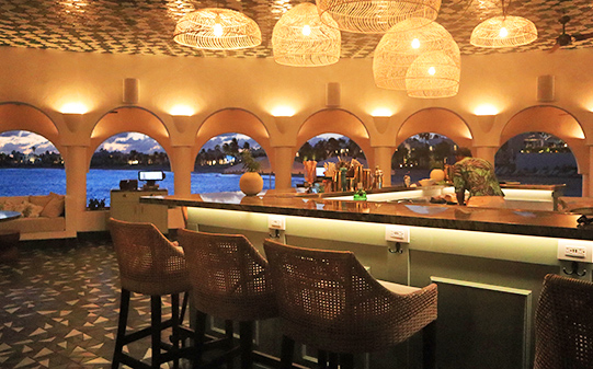 Bar At Belmond Cap Juluca