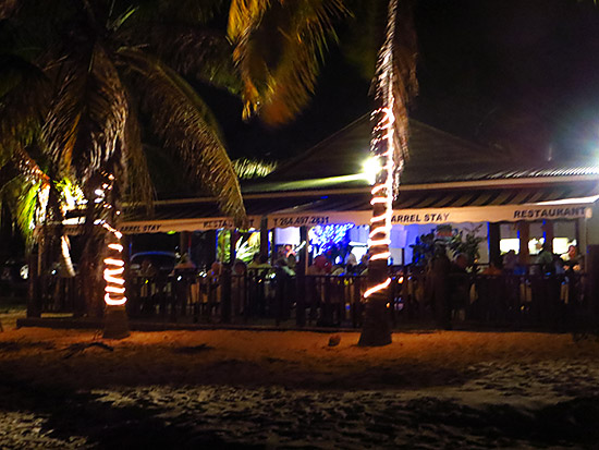 barrel stay anguilla restaurant
