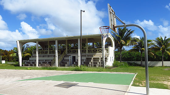 basketball courts anguilla