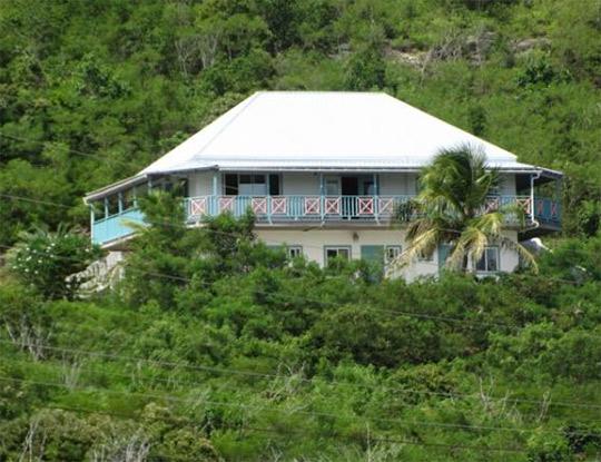 Anguilla villa bayview