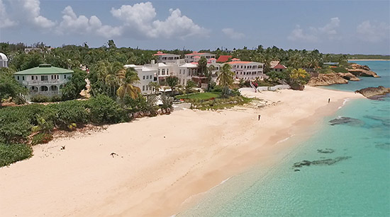 beach villa ella in anguilla