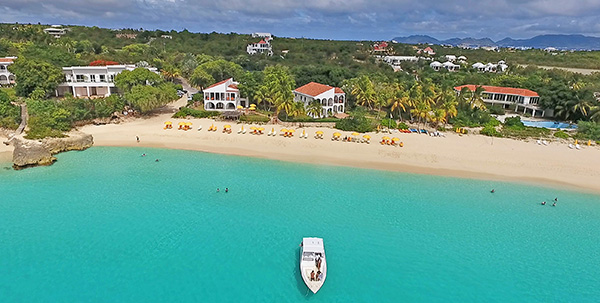 meads bay anguilla with calypso charters