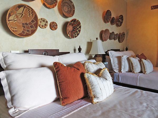 bird of paradise villa's third  bedroom