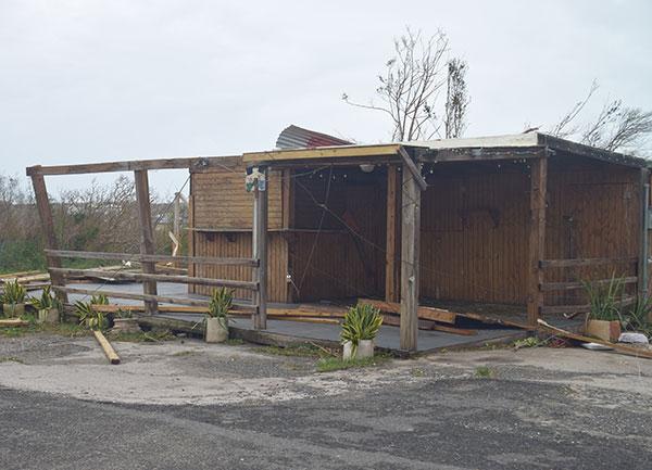 bens pit stop hurricane irma