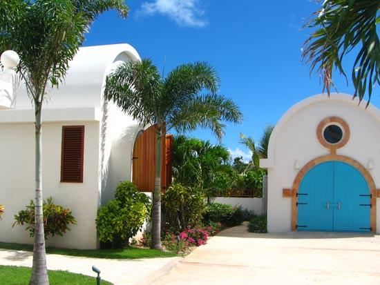 anguilla villa black pearl guest pavilion