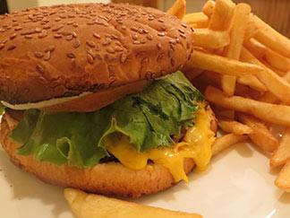 anguilla hamburger