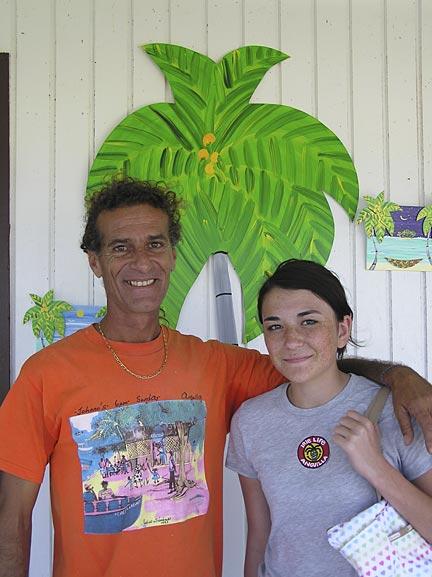 Anguilla Painter