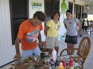 Anguilla artist